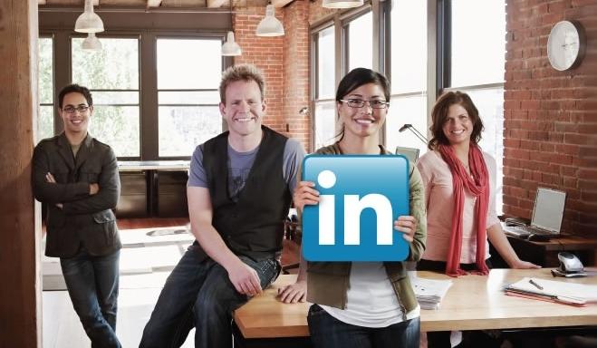 encontrar trabajo con Linkedin