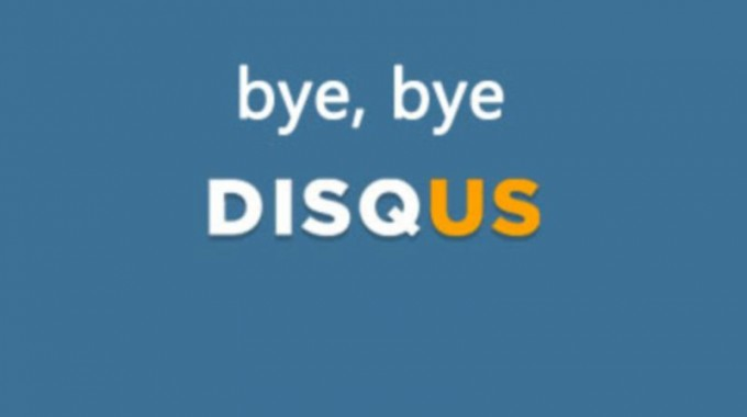 Bye Bye Disqus, Hello IntenseDebate