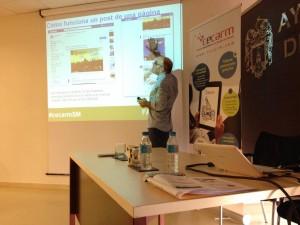 cómo vender en las redes sociales en Mazarrón con Javier Gomez