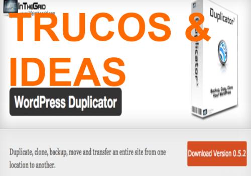 WP Duplicator: más allá de sus funciones