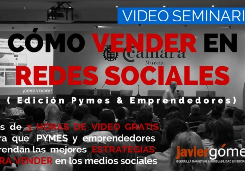 Cómo las PYMES pueden vender en redes sociales (VIDEO)