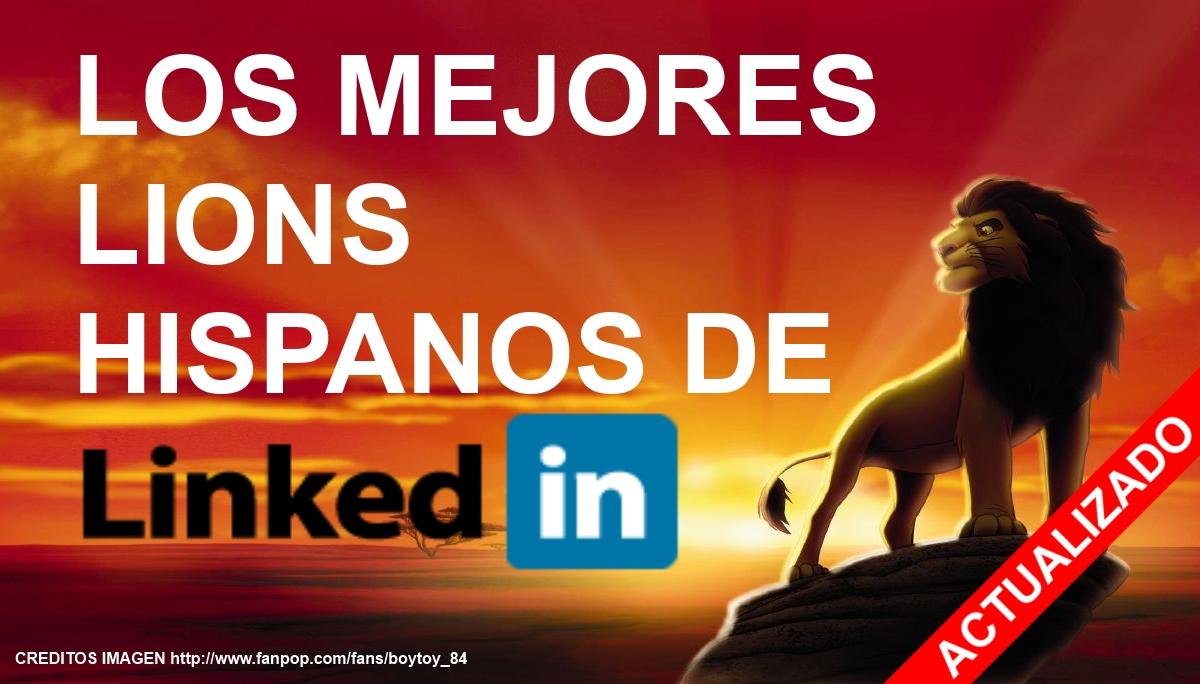 social media murcia javier gomez  Los mejores LION de Linkedin hispanos y españoles (actualizado) linkedin 2 estrategias